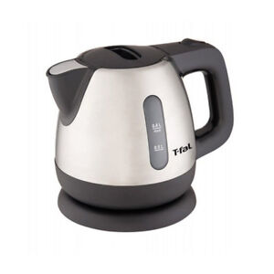 T-fal Mini Kettle 0.8L Electric, Stainless