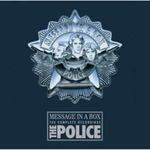 *REDUCED*    THE POLICE: MESSAGE in a BOX SET