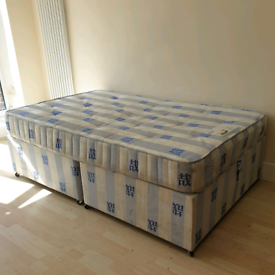 Can deliver - 4' Double Bed with mattress - Local delivery