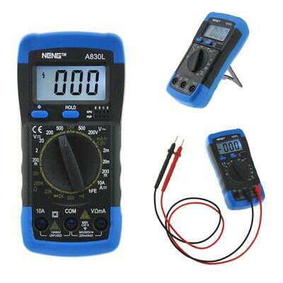 Aneng A830l Digital Multimeter Lcd Ac Dc Voltage Diode Freguency Multitester Hot