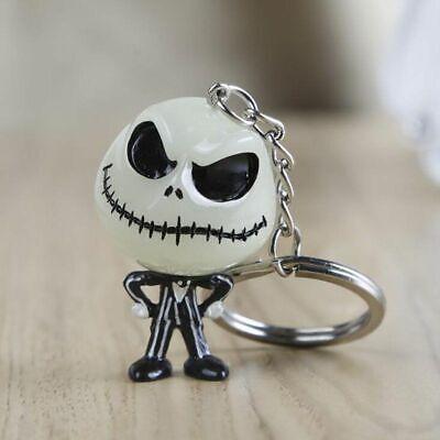 The Nightmare Before Christmas Jack Skellington Halloween Keychain Key Ring](Nightmare Before Halloween)
