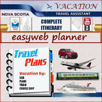 TRAVEL PLANNING WITH MAPS, ACCOMMODATIONS AND A YOUTUBE VIDEO