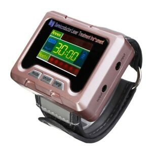 650nm WRIST DIODE LASER THERAPY WATCH (NEW)