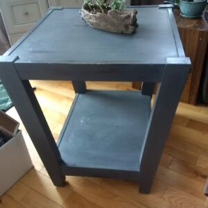 Rustic End Tables for sale