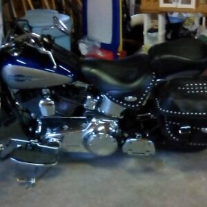 Harritage Softail Classic