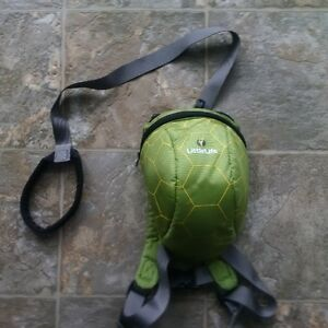 LittleLife Turtle Backpack / safety harness