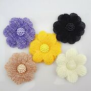 Silk Flower Applique