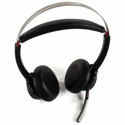 Plantronics Voyager Focus UC B825-M Binaural Bluetooth Headset 203079-01