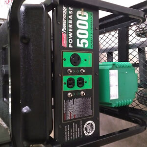 Never used 6250W Powermate - 10HP Briggs and Stratton generator