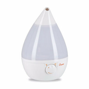 Brand New Crane Ultrasonic Cool Mist Humidifier (White)