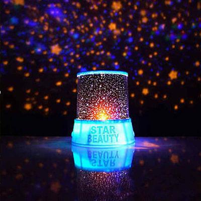 Star MASTER cielo stellato LED lampada del proiettore luce notturna per bambini