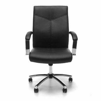 Ofm Essentials Executive Conference Chair In Black