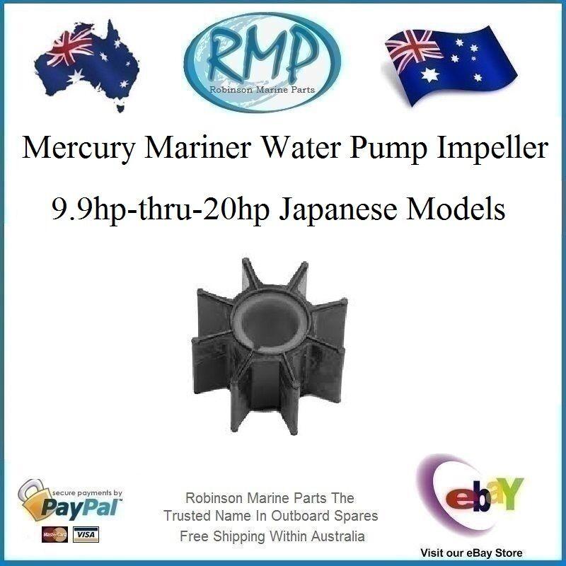 Mercury 803748 IMPELLER