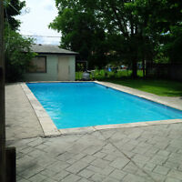 FANSHAWE STUDENTS - 4 BDRM HOUSE WITH POOL MAY1ST