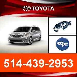 Toyota Sienna ► Fenders and Bumpers • Ailes et Pare-chocs