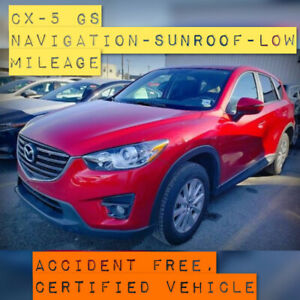 ★★★2016 Mazda CX-5 GS-Only $185 Bi weekly★★★