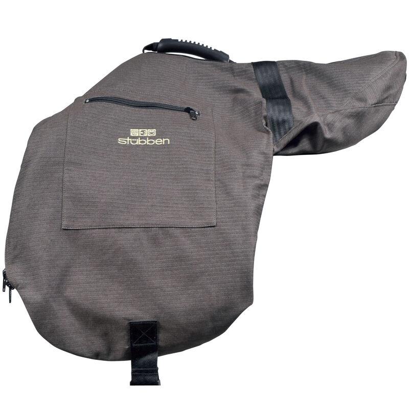 UNIQUE STUBBEN POSH Zipped TEXTILE Carrying Bag EVENT JUMPING GP SADDLE Cover