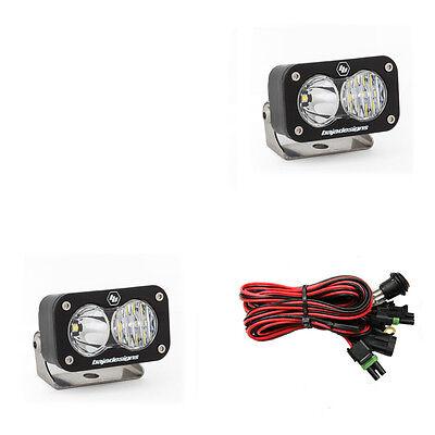 Baja Designs UTV S2 Sport Pair Driving Combo LED Lights