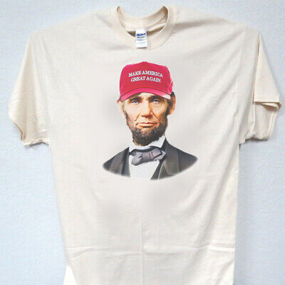 ABE LINCOLN DONALD TRUMP SUPORT