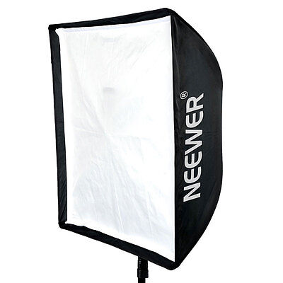 "24x35"" Umbrella Softbox 60x90cm for Speedlite Studio Strobe Flash Speedlight USA"