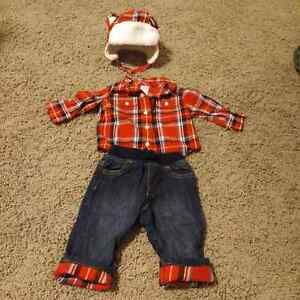 Gymboree Infant Boys outfit 3-6 months