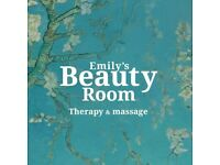 Emily's Massage Room