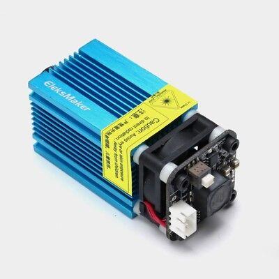 Mini Laser Module Head 445nm 1600mw Cutter 3d Engraver Machine Laser Diode