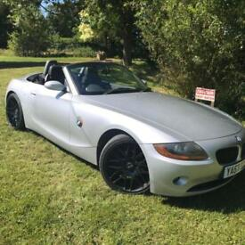2004 53 BMW Z4 2.2 SE ROADSTER 2D 168 BHP, LIMITED EDITION