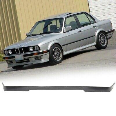 E30 facelift front bumper M tech look style front spoiler splitter lip plastic tweedehands  verschepen naar Netherlands