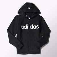 Adidas Hoodie Zip up -- LOST