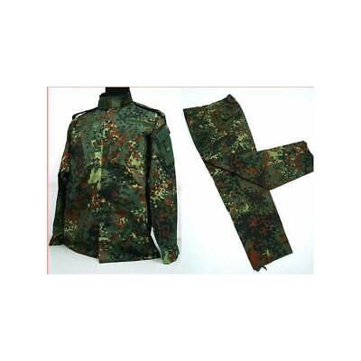 Uniforme estilo militar Completo Ruso Pixelado talla L +Mascara bat envi24//48h