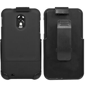 Sprint Samsung SPH-D710 Epic Touch 4G (Galaxy S II) Holster Case Belt Clip BLACK