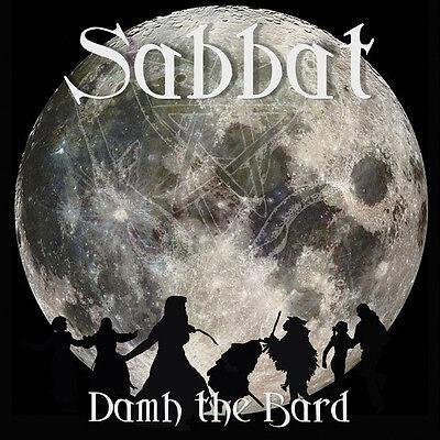 Damh the Bard – SABBAT – New CD – Pagan Songs and Chants