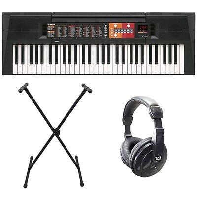 Yamaha PSR-F51 Portable Keyboard Package
