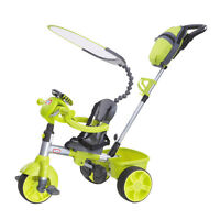 Tricycle little tikes vert lime
