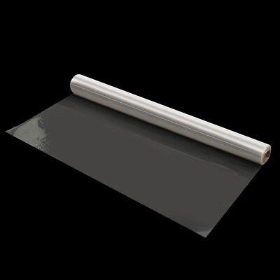 50CM×20M Cellophane roll film plain clear thick florist hamper gift wrap c F2Z1