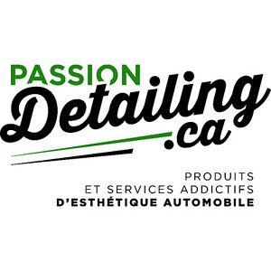 Esthétique Automobile - Produits et Services Passiondetailing.ca