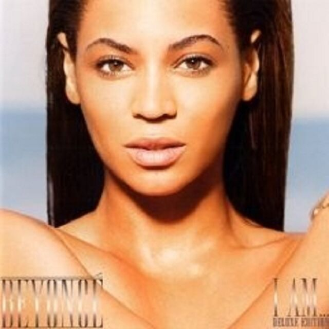 "BEYONCE ""I AM... SASHA FIERCE"" CD 18 TRACKS NEU"
