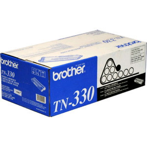 Brother TN-330 Black Ink Catridge Brand New