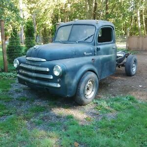 1950 Fargo Pickup Truck project