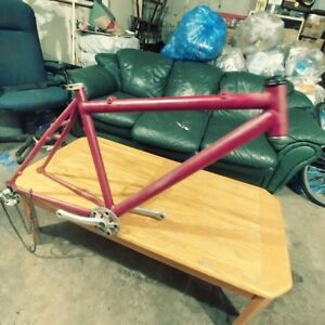 MTB Frame and Extras