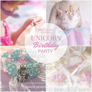 Unicorn Oakville Birthday Parties for girls ages 5 6 7 8