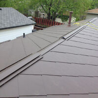 Diamond Steel Metal Roofs. LIFETIME ROOFs
