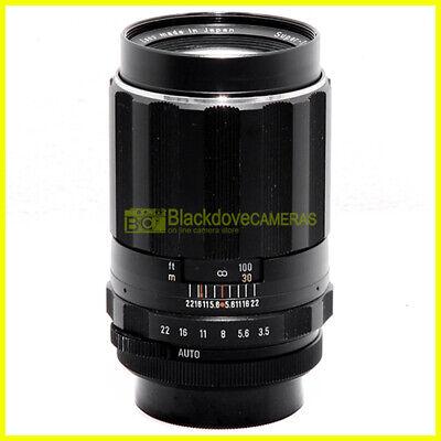 Pentax Takumar 135mm f3,5 MC obiettivo vite M42 (42x1) anche per reflex digitali