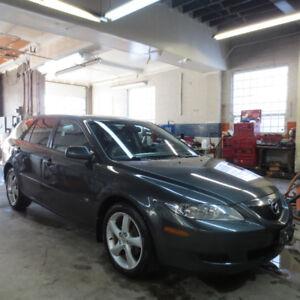 2004 Mazda6 SportWagon Certified & Etested