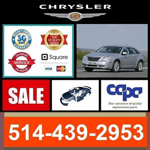 Chrysler Sebring ■  Ailes et Pare-chocs ► Fenders and Bumpers