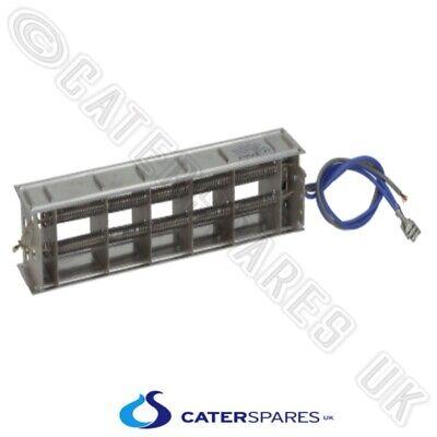 Heavy Duty Chip Box Warmer Cabinet Fish Range Heating Element For 180mm Long Fan