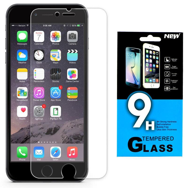 Panzerglas für Apple iPhone 6 6S Echtglas Glas Folie Display Schutz Glas