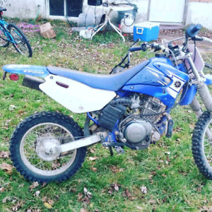 2008 ttr 125 run mint looking to trade for a 2 stroke