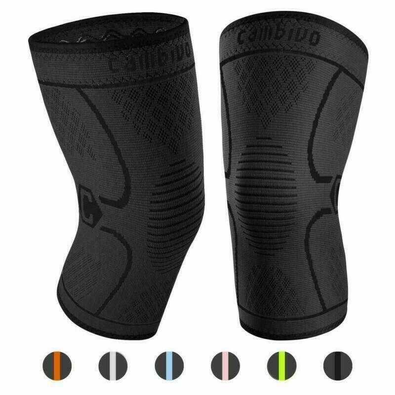 2 pack knee brace knee compression sleeve